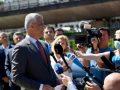Dita e tretë e intervistimit të presidentit Thaçi në Hagë