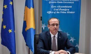 Hoti: Së shpejti do ta miratojmë planin e shpërndarjes së mjeteve për rimëkëmbjen ekonomike