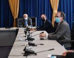 Hoti takoi përfaqësuesit e institucioneve për çështjen e të zhdukurve