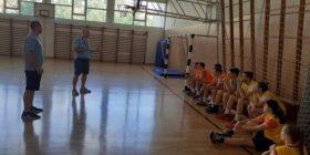Mbahet kampi i gjyqtarëve fillestarë të basketbollit