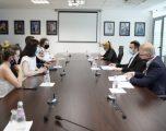 Ministri Selimi garanton përkrahje për studentët nga Lugina