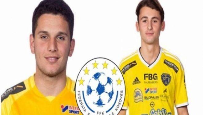 Konfirmohet, dy talentë të ri i bashkohen Kosovës U21
