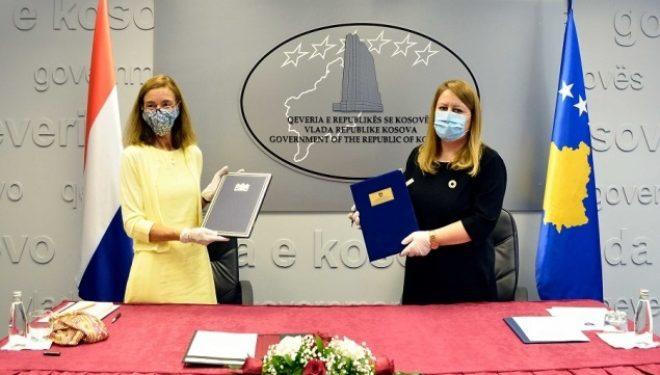 Kosova dhe Holanda me marrëveshje për eliminimin e tatimit të dyfishtë