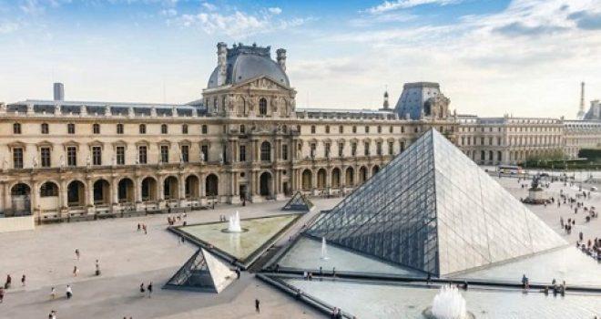 Louvre hapet të hënën, priten deri në 10,000 vizitorë në ditë
