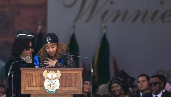 Vdes në moshën 59-vjeçare vajza e vogël e Nelson Mandela-s