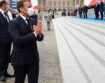 Macron: Maska e detyrueshme në vendet e mbyllura publike
