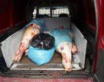 Istog – Arrestohet një person i dyshuar për transportim jo higjienik të mishit