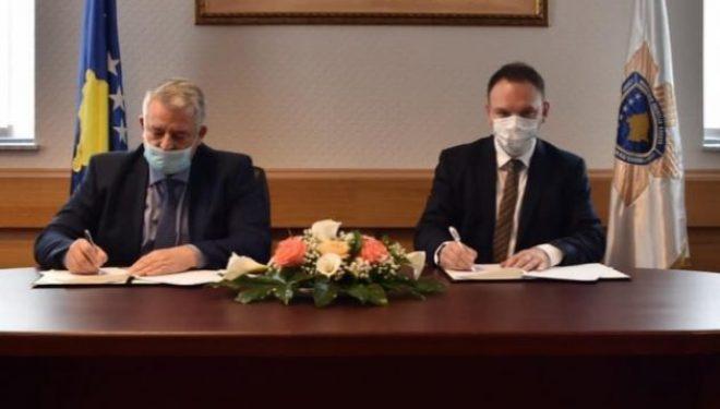 MPB-ja dhe AKI-ja nënshkruajnë memorandum bashkëpunimi