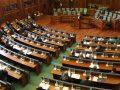 Shumica parlamentare e 'Qeverisë Hoti' sërish dështon të votojë Projektligjin për Rimëkëmbje Ekonomike