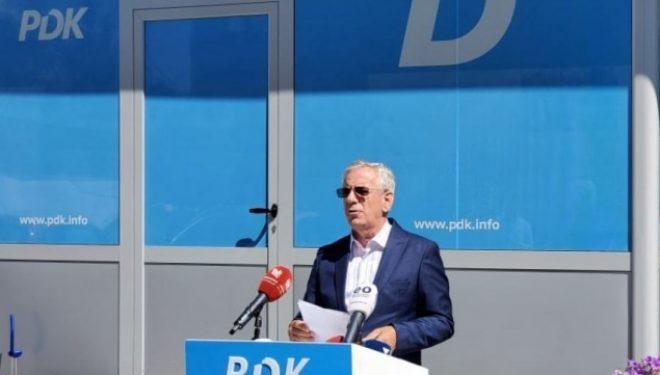 """PDK: Qeveria ta parandalojë shitjen e IPKO-s te """"Telekom Serbia"""""""