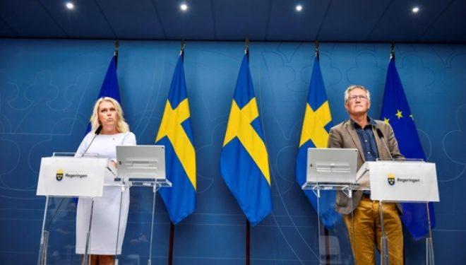 Suedezët do të punojnë nga shtëpia deri në fund të vitit për shkak të COVID-19
