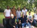 Thaçi viziton familjen Muqolli në Poklek që iu masakruan 40 anëtarë