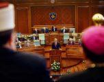 Thaçi: Protestat nuk duhet të shërbejnë për nxitjen e urrejtjes ndërfetare dhe ndëretnike