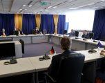 Hoti priti në takim ambasadorët e shteteve të QUINT-it