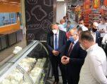 Krasniqi nis inspektimin e marketeve, kërkon zbatimin e masave kundër Covid-19