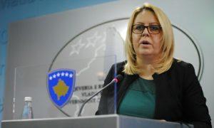 Hykmete Bajrami lirohet nga detyra e ministres së Financave