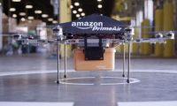 Amazon merr miratimin për sistemin e shpërndarjes së dronëve