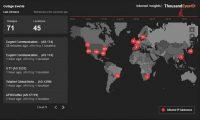 Përdoruesit në të gjithë botën raportojnë probleme me qasjen në internet