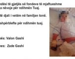 Kërkohet urgjent ndihmë për pesëvjeçarin nga Gjilani – i duhen edhe 600 euro për trajtim
