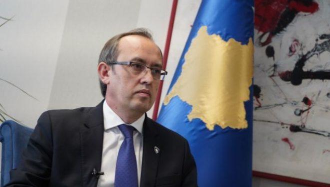 Hoti: Çdo sulm që bëhet ndaj botës demokratike, është sulm ndaj popullit të Kosovës