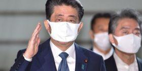 Jep dorëheqjen kryeministri japonez Shinzo Abe