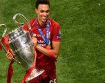 Arnold zgjidhet futbollist më i mirë i ri, në Premier Ligë