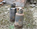 Dy persona lëndohen nga shpërthimi i një bombole gazi