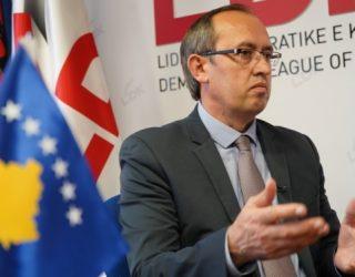 Kandidatura për kryeministër, Hoti mori 92 vota nga 94 anëtarë të KP të LDK-së