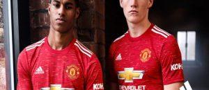 Manchester United zbulon fanellat e reja