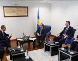 Hoti takon Zakonjshek, flasin për rajonal ekonomik në fushën e transportit