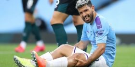 Guardiola: Aguero mund të mungojë edhe për katër javë