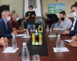Ministri Kuçi: Zgjidhja e ujit të pijes për Klinën është çështje muajsh