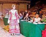 """Kush është bukuroshja shqiptare që fitoi kurorën """"Miss Arbëresha""""- (Foto)"""
