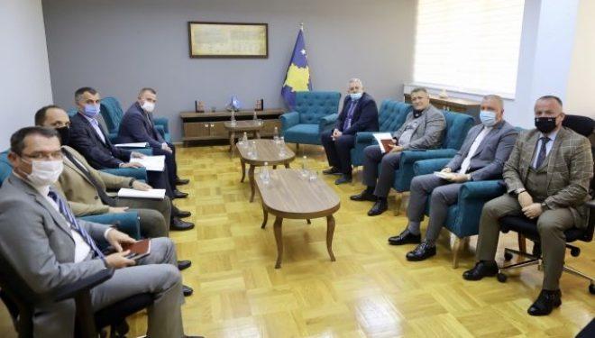 Veliu emëroi zëvendësministrat e MPB-së në cilësinë e koordinatorëve nacionalë