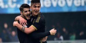 Dybala dhe Morata të gatshëm për ballafaqimin me Romën