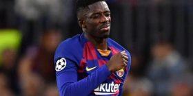 Barcelona dhe Manchester United në bisedime për Ousmane Dembele