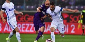 Formacionet zyrtare, Inter-Fiorentina