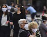 Polemika për mbajtjen ose jo të maskave në ambient të hapur