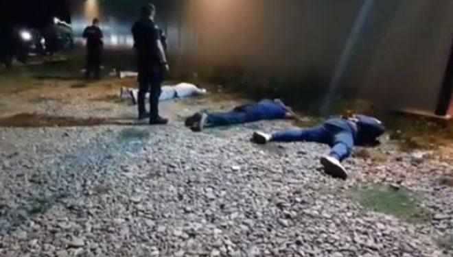 Njëri nga policët e arrestuar në Karaçevë drejtonte lokalin ku luhej bixhozi