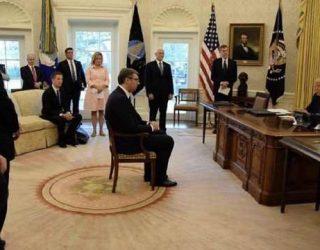 Vuçiqi: Netanyahut do t'ia shpreh mospajtimin rreth njohjes së Kosovës