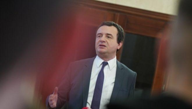 Zëdhënësi i VV-së e shpall Albin Kurtin personin më të votuar me 438 mijë e 334 vota