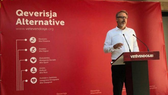 LVV: Hoti ka një besim naiv që mund ta ndaj ekonominë nga politika