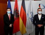 Cakaj takon homologun gjerman: Theksuam nevojën e liberalizimit të vizave për Kosovën