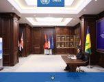 Haradinaj- Stublla e njofton homologun nga Saint Vincent dhe Grenadines për marrëveshjen e Uashingtonit