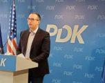 Gjoshi: Prokuroria të hetojë ish-kryeministrin Kurti pse ka refuzuar të mbështesë aksionin policor në Karaçevë