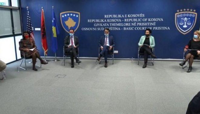 Gjykata Themelore në Prishtinë shpallet gjykata më transparente në Kosovë