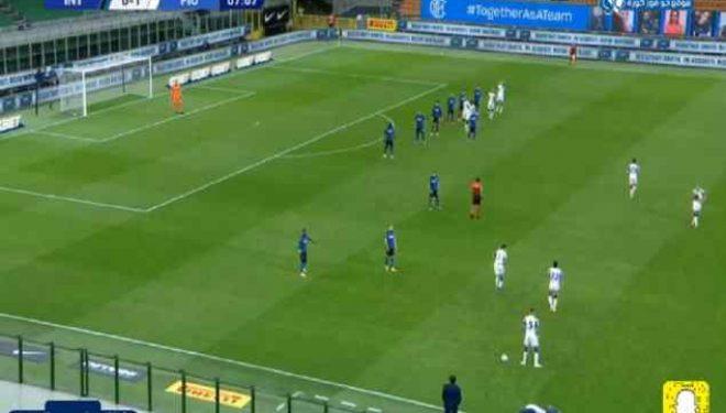 Gol i shpejtë në ndeshjen Inter – Fiorentina (Video)