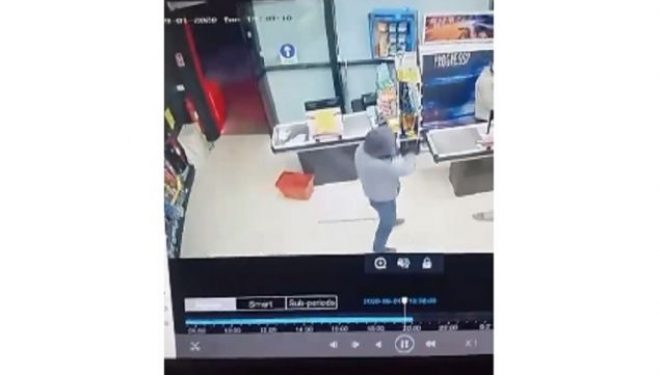 Hajni hyn në një market në Prishtinë, ja çfarë i ndodhë – (Video)