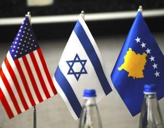 The Economist: Një mbështetje e çuditshme e Izraelit nga Serbia dhe Kosova