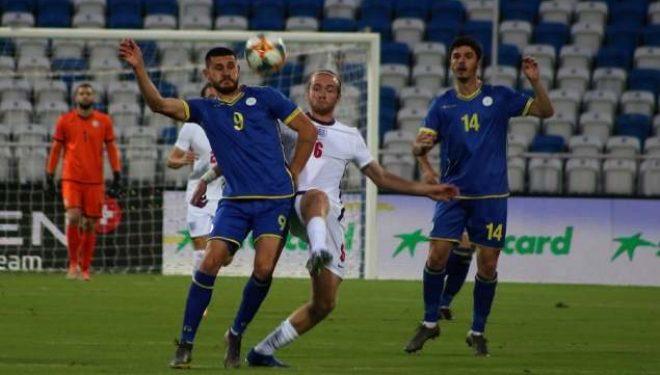 """Anglia shënon edhe golin e gjashtë në """"Fadil Vokrri"""""""